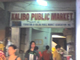 Kalibo Public Market
