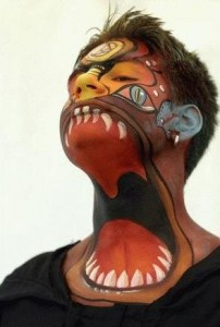 Awsome Face Paint