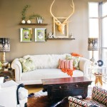 Eclectic Style For a Home with Air of Comfort and Balanced Charm