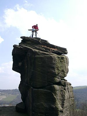 Featured image for Extreme Ironing: Your Ticket to Adventure
