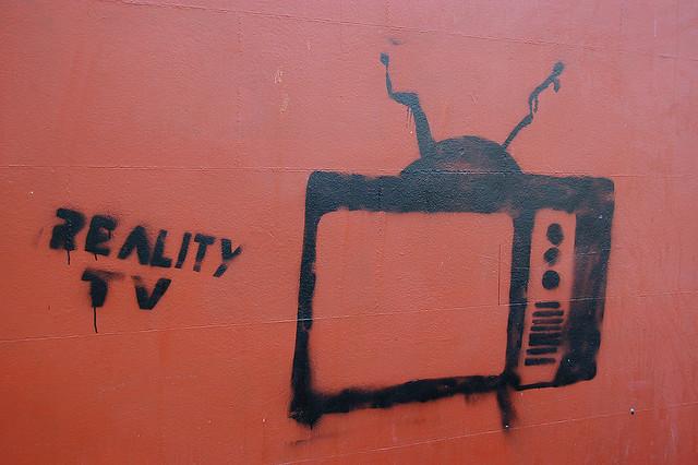 reality tv graffiti