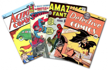 Comic-Books