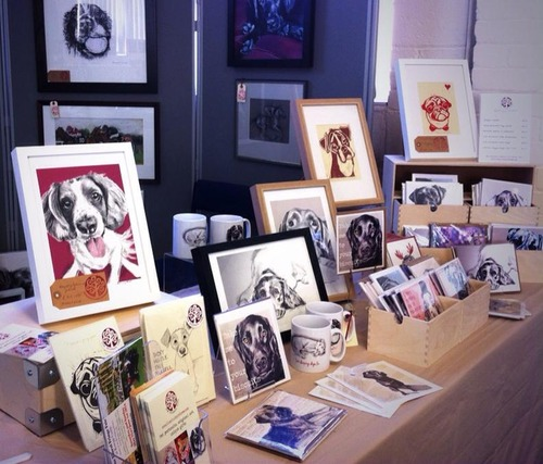 Successfully selling your artwork froodee for How to sell at craft fairs