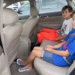 How to Avoid Accidents When Driving With Kids