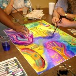 Get Your Start In Art: Reasons To Get Your Feet (or Paint Brush) Wet